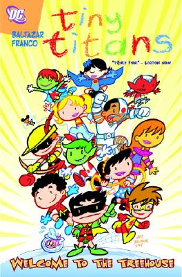 Tiny Titans 1 By Baltazar, Art/ Franco/ Baltazar, Art (ILT)